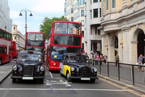 Autonoleggio a Londra