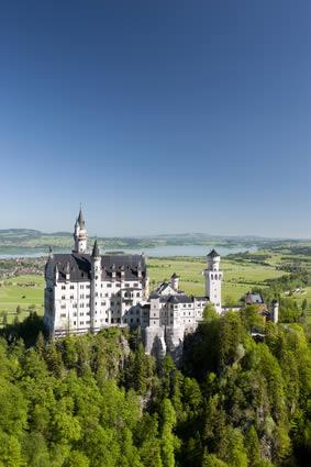 Autonoleggio in Baviera