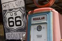 Route 66 nostalgi