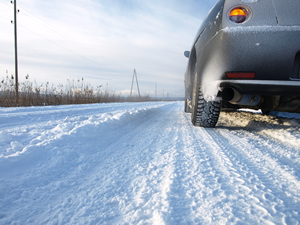 Car hire with winter tires