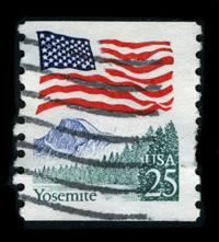 Yosemite negli Stati Uniti