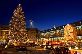 Hyrbil Tyskland julmarknad