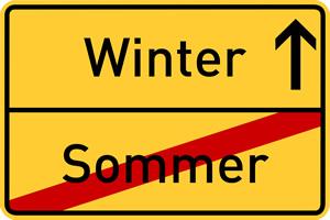 Fahren Sie sicher im Winter
