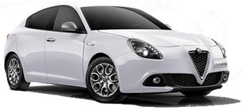 Autonoleggio BELGRADE  Alfa Giulietta