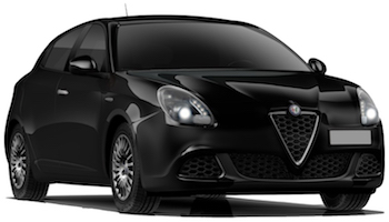 Car Hire DENIA  Alfa Romeo Giulietta