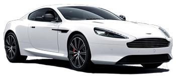 arenda avto LONDRES  Aston Martin DB9