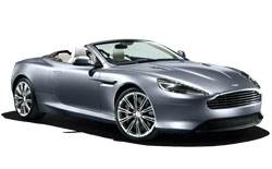 Car Hire NICE  Aston Martin Virage Volante