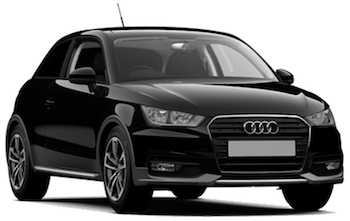 Car Hire CHARLEROI  Audi A1