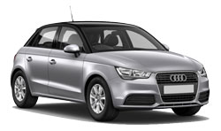 Location de voitures MESSINA  Audi A1