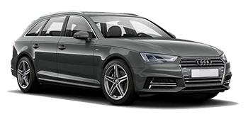 Audi A4 Avant Quattro 4x4