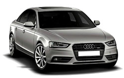 Car Hire SPLIT  Audi A4