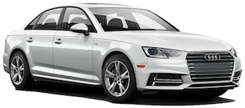 Car Hire MYKONOS  Audi A4