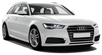 Car Hire MILAN  Audi A6 Avant