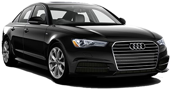 Car Hire HAMBURG  Audi A6