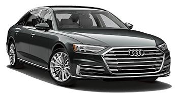Audi A8 Rental