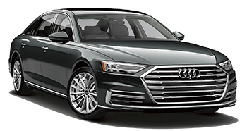 Car Hire ZURICH  Audi A8