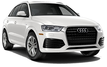 Car Hire ZURICH  Audi Q3