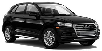 Car Hire ZURICH  Audi Q5