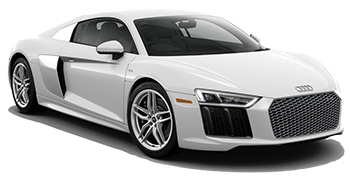 Car Hire MADRID  Audi R8