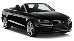 Autonoleggio CAPE TOWN  Audi S3 Convertible