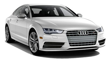 Car Hire MADRID  Audi S7