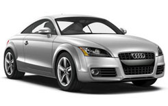 Car Hire ZURICH  Audi TT