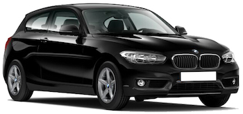 Car Hire UTRECHT  BMW 1 Series