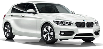 Car Hire AKTION  BMW 1 series