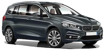 BMW 2 Series Gran Tourer 5 pax