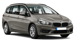 Car Hire SORRENTO  BMW 2 Series