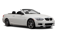 Car Hire NICE  BMW 3 Series Convertible