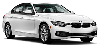 Car Hire GELSENKIRCHEN  BMW 3 Series