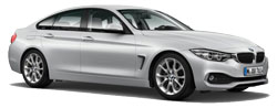 Car Hire COPENHAGEN  BMW 4 Series