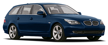 hyra bilar LONDRES  BMW 5 Series Wagon