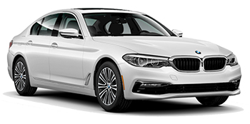 Car Hire COMO  BMW 5 Series