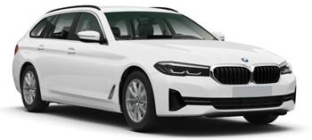 BMW 5 Series wagon 4x4 GPS