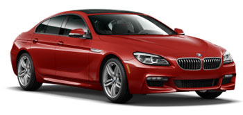 Car Hire DONCASTER  BMW 6 Series