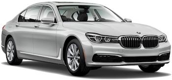 BMW 7 Series w/ GPS