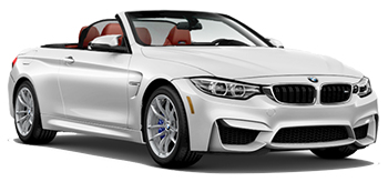 Autonoleggio EDINBURGH  BMW M4 Convertible