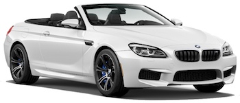Autonoleggio EDINBURGH  BMW M6 Convertible