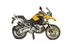 Car Hire CHICAGO  BMW R1200 GS
