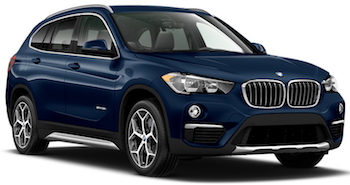 Car Hire NORDERSTEDT  BMW X1