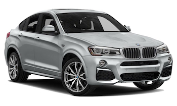 Car Hire CANNES  BMW X4
