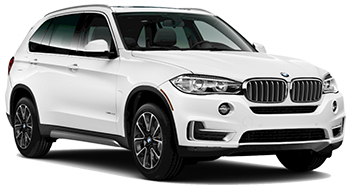 Car Hire AKTION  BMW X5