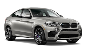 hyra bilar COVENTRY  BMW X6M