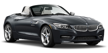 hyra bilar PARIS  BMW Z4