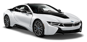 Car Hire ZURICH  BMW i8