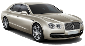hyra bilar LUGANO  Bentley Conti Flying Spur