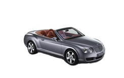Car Hire NICE  Bentley GT Cabrio