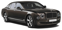 Car Hire CANNES  Bentley Mulsanne